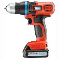 Black+Decker Шуруповерт Black&Decker  EGBL14KB (14.4В, 23Нм)