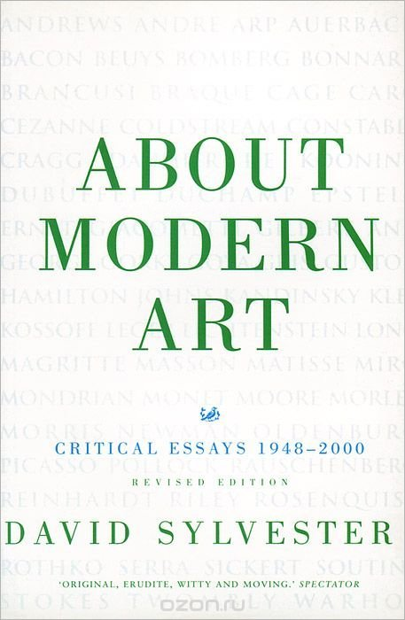1948 1997 art critical essay modern