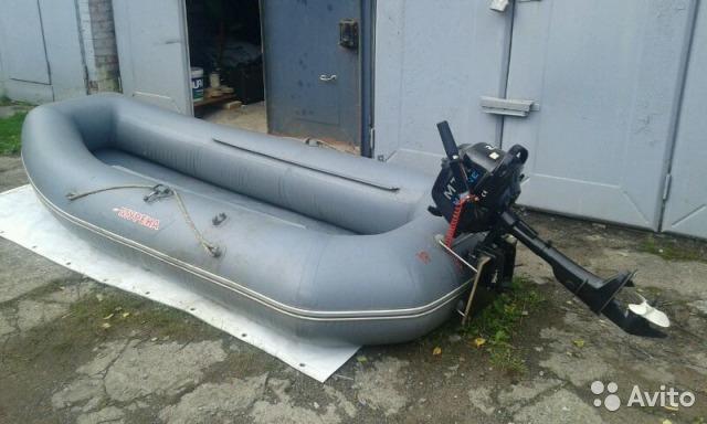 моторы для лодок бу запорожье