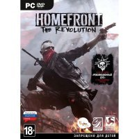 Медиа CD-ROM Homefront:TheRevolution