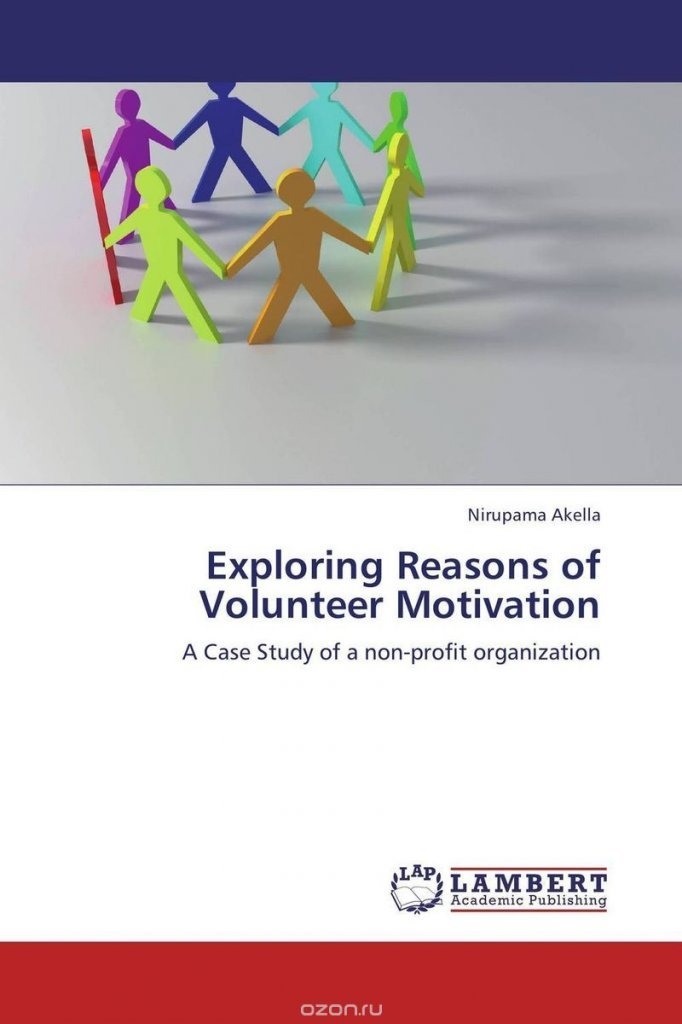 the motivation to volunteer