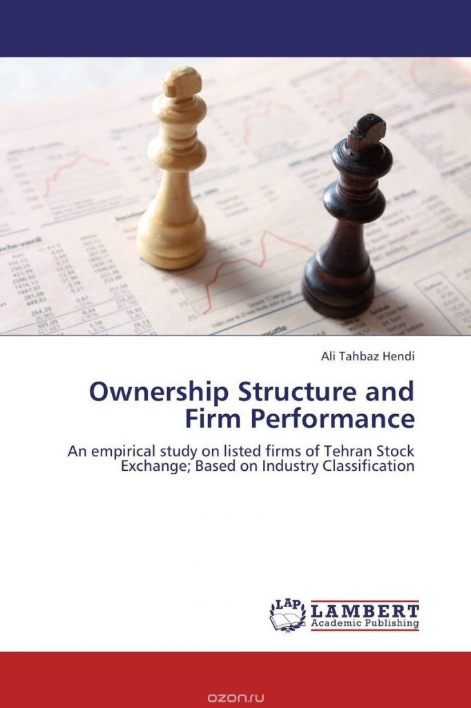 governance ownership structure and performance of