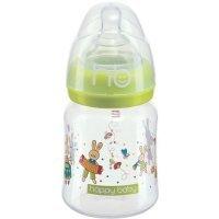 Бутылочка для кормления Happy Baby Funny Bunny