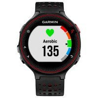Garmin Forerunner 235 Black/Marsala Red (010-03717-71)