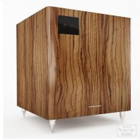 Acoustic Energy AE 108 (2017) Walnut vinyl veneer