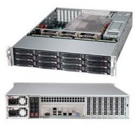 SUPERMICRO Корпус SuperMicro CSE-826BE1C-R920LPB 920W черный