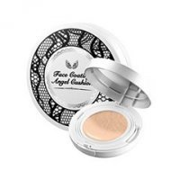 Secret Key Face Coating Angel Cushion 23 (Цвет 23 Dark Angel variant_hex_name C29778)