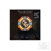 Electric Light Orchestra A NEW WORLD RECORD (2015 Clear vinyl Version/Limited)