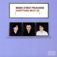 Manic Street Preachers EVERYTHING MUST GO (180 Gram)