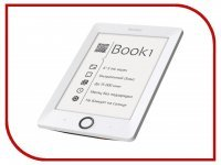 Электронная книга Reader Book 1 White RB1-WB-RU