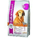 (Eukanuba Adult Golden Retriever) Эукануба корм для собак породы Голден Ретривет 12кг.